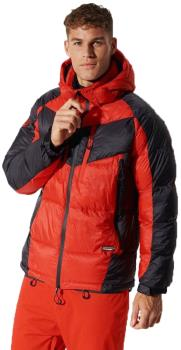 Superdry Pro Sd Puffer Insulated Ski/Snowboard Jacket, M Apple Red