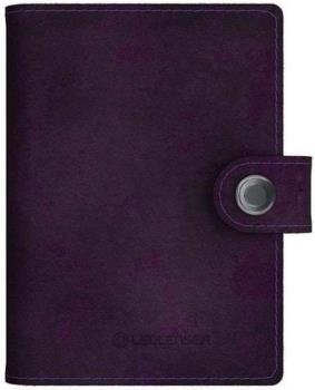 Led Lenser Lite Wallet Travel Case/LED Torch, 150 Lms Deep Wine