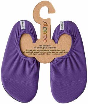 Slipfree Kids Non Slip Water Shoes, UK Junior 12-1 Purple