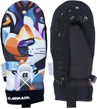 Armada Womens Carmel Windstopper Women's Ski/Snowboard Mitts, S Arw