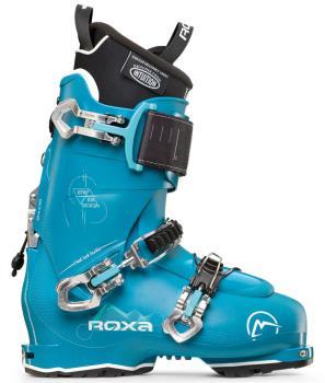 Roxa R3W 105 TI I.R. GripWalk Women's Ski Boots, 22/22.5 Petrol 2021