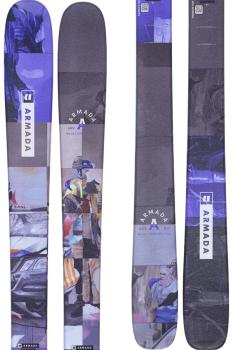 Armada ARV 84 Skis 164cm, Blue/Grey, Ski Only, 2022