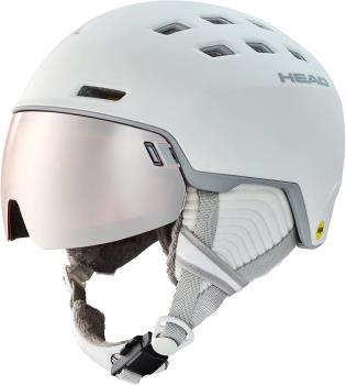Head Rachel MIPS Ski/Snowboard Visor Helmet, XS/S White