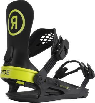 Ride C-2 Snowboard Bindings, M Lime 2022