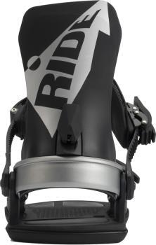 Ride C-9 Snowboard Bindings, M Black 2022