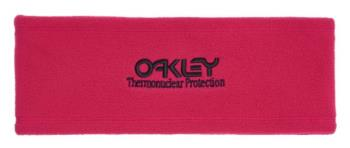 Oakley Sherpa Ski/Snowboard Headband, One Size Rubine Red