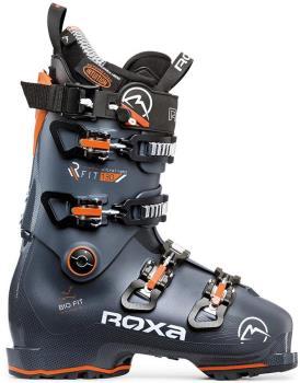 Roxa RFIT 130 I.R. GripWalk Ski Boots, 28/28.5 Anthracite/Orange 2021