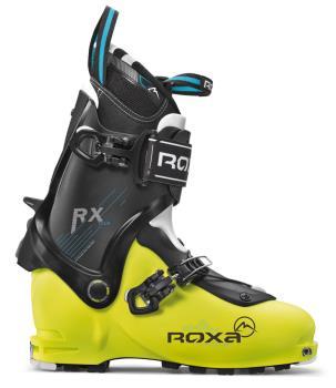 Roxa RX Tour Ski Boots, 26/26.5 Neon/Black/White 2021