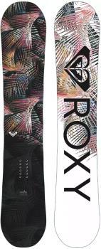 Roxy Ally Btx Women's Hybrid Camber Snowboard, 151cm 2020