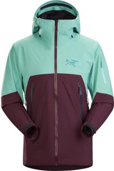 Arcteryx Rush IS Insulated Ski/Snowboard Jacket, M Freeblast