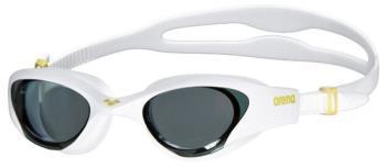 arena The One Smoke Tinted Swim Goggles, Adjustable White