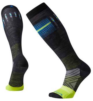 Smartwool PhD Pro Ski Race Ski/Snowboard Socks L Black