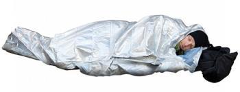 SOL Thermollite 2.0 Bivvy Emergency Survival Bag, Single
