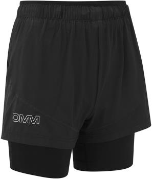 OMM Pace Women's Running Shorts, UK 10 Black