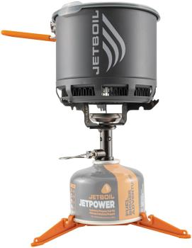 Jetboil Stash Cooking Stove System, 0.8L Carbon