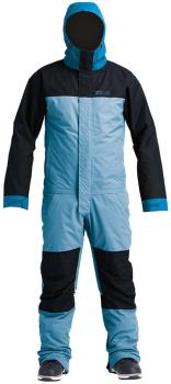 Airblaster Freedom Ski/Snowboard One Piece Suit, L Max Blue