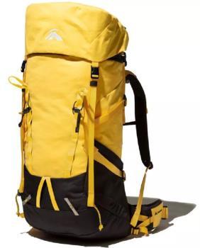 Macpac Sentinel Climbing/Alpine Backpack, 50L Sulphur