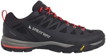 Sprayway Cirrus HydroDry Approach Shoes, UK 7 Black