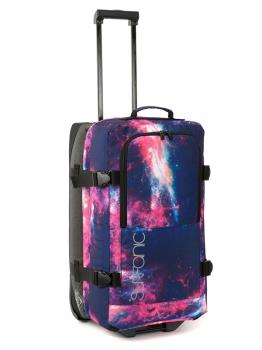 Surfanic Maxim 70L Roller Bag Wheeled Luggage Pink Stardust