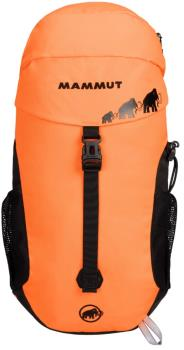 Mammut First Trion Children's Backpack, 12L Safety Orange/Black
