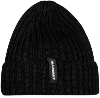 Mammut Alvra Cuffed Beanie Hat, OS Black
