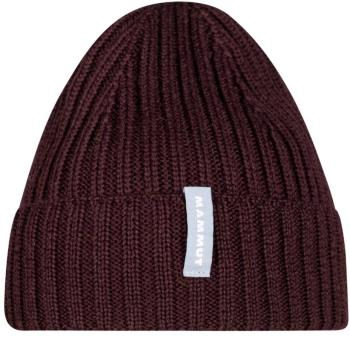 Mammut Alvra Cuffed Beanie Hat, OS Dark Merlot