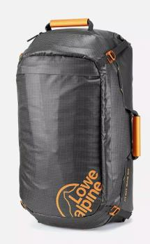 Lowe Alpine AT Kit Bag 60 Carry On Travel Duffel, 60L Anthracite