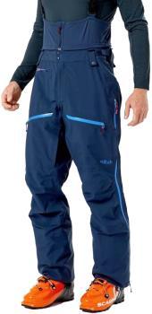 Rab Khroma Gore-Tex Ski/Snowboard Bib Pants, S Deep Ink