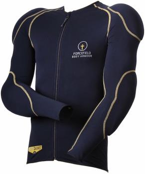 Forcefield Sports Jacket 2 Body Armour With Back Protector, M Blue