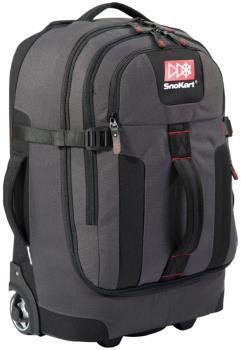 SnoKart Kabin Ski/Snowboard Boot Bag 35L Black
