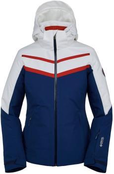 Spyder Captivate GTX Infinium Women's Ski Jacket, L Navy