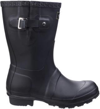 Cotswold Windsor Short Women's Wellington Boots, UK 3 Black