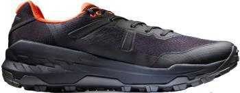 Mammut Sertig II GTX Gore-Tex Hiking Shoes, UK 7.5 Black/Orange