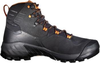 Mammut Sapuen High Gore-Tex Hiking Boots, UK 8 Black/Dark Radiant
