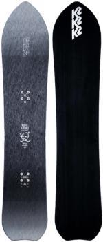 K2 Niseko Pleasures Hybrid Camber Snowboard, 156cm 2021