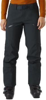 Arcteryx Womens Sentinel Ar Women's Ski/Snowboard Pants, M / Uk 12 Black