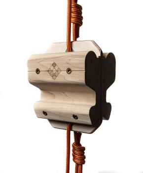 Lattice Crimp & Pinch Block Fingerboard, Hangboard, O/S Wood