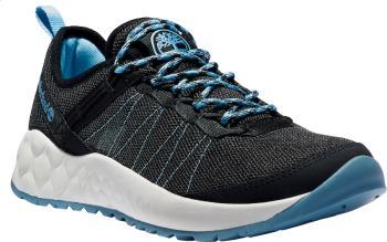 Timberland Solar Wave Low Fabric Women's Walking Shoes, UK 4 Black
