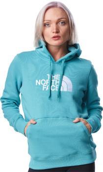 The North Face Womens Drew Peak Women's Pullover Hoodie, Uk 12 Bristol Blue