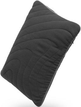 Rumpl Stuffable Pillow Travel Pillowcase, Black