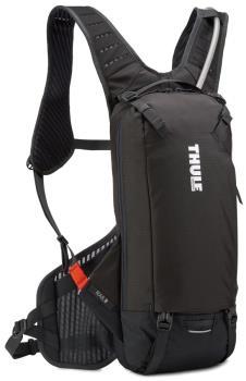 Thule Rail Bike Cycling Hydration Backpack, 8L Obsidian