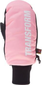Transform KO Ski/Snowboard Mitts, L Pink