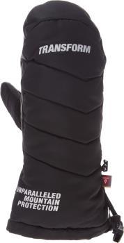 Transform UMP Ski/Snowboard Mitts, XL Black