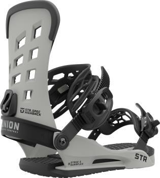 Union STR Snowboard Binding, L Stone 2022