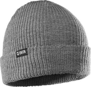 Union Beanie Ski/Snowboard Hat, One Size Grey