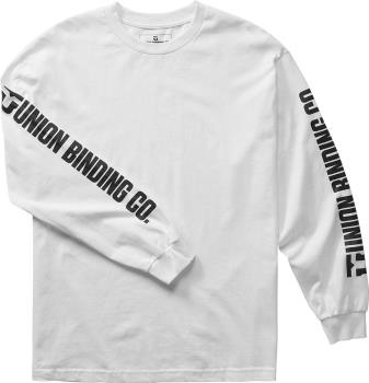 Union Ubc Long Sleeve Tee, S White
