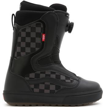 Vans Aura OG Boa Snowboard Boots, UK 9.5 Checkerboard 2022