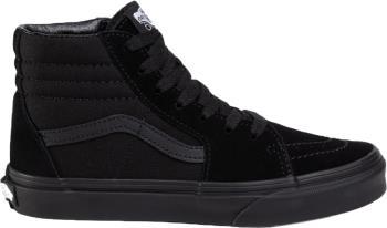 Vans Sk8-Hi Kid's Skate Trainers/shoes, UK 1 Black/Black