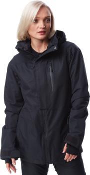 Volcom Pine 2L TDS Women's Ski/Snowboard Jacket S Black