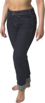 Moon Volta Jean Women's Rock Climbing Stretch Jeans, M Indigo